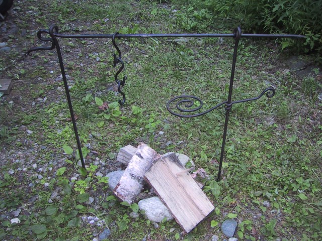 Camp Set (Tripod Set Up)