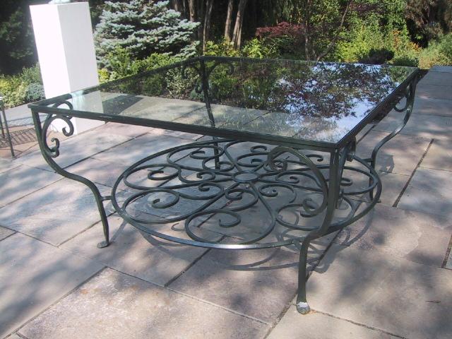 Large Mandala Table  1st version