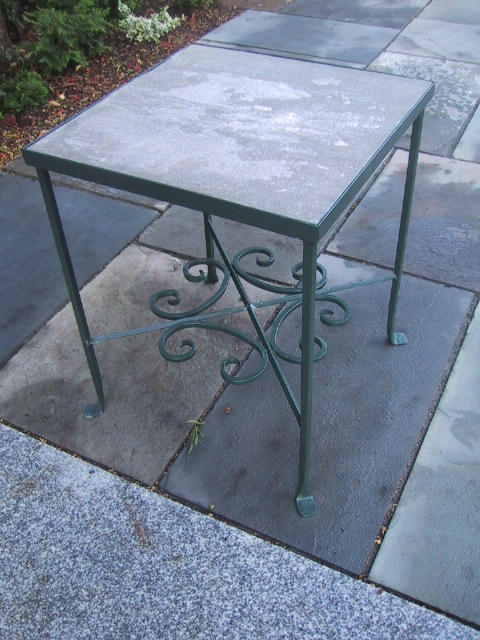 Patio Table 1 of 2