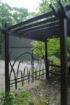 Saxtons River Garden Gate rear view