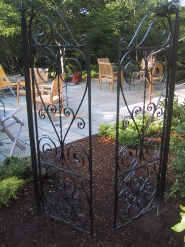Antique Garden Gates