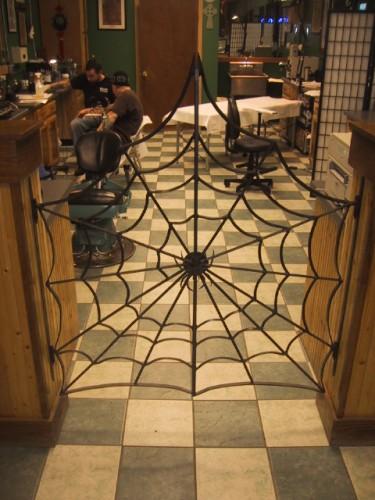 Spider Spiral Gates