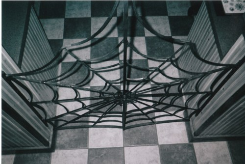 Spider Gate Top View