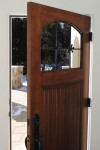 Spanish Courtyard Door 1