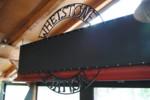 Whetstone Station sign in Brattleboro, VT